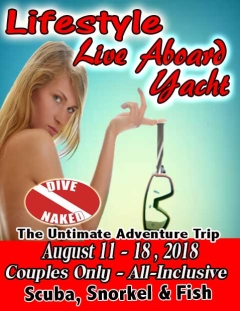 Lifestyle Live Aboard August 11 - 15, 2018