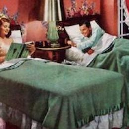Could Sleeping in separate beds help your relationship?