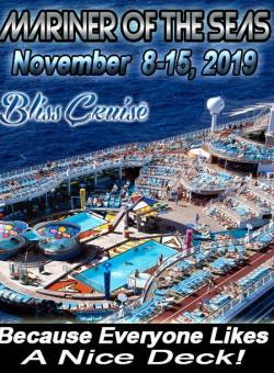 Mariner of the Seas  November  8 – 15  2019
