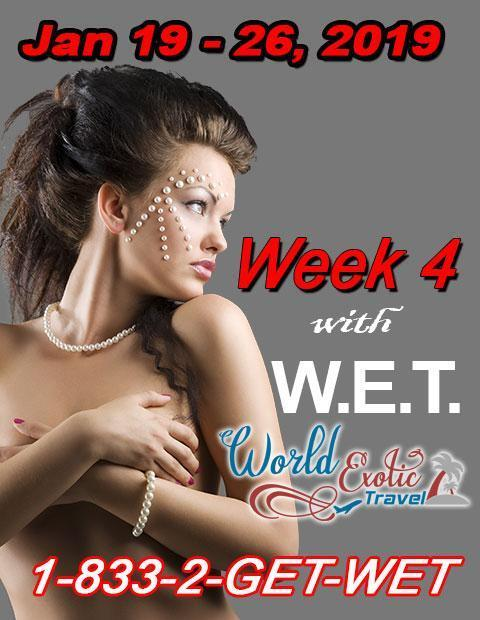 Wicked Women Week at Hedonism