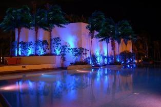 Grand Oasis Viva at Night