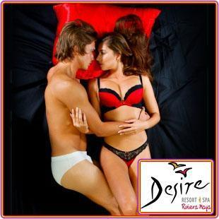 Valentine's Day at Desire Cancun Feb 12-17, 2014