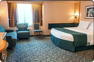 Accessible Ocean View Stateroom